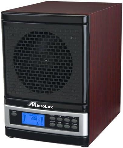 MicroLux ML4000DCH purificador de Aire de 7 etapas con Control ...