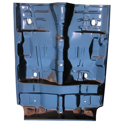 Full Cab Floor Pan for Buick Skylark, Chevy Chevelle, El Camino ()