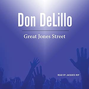 Great Jones Street Audiobook