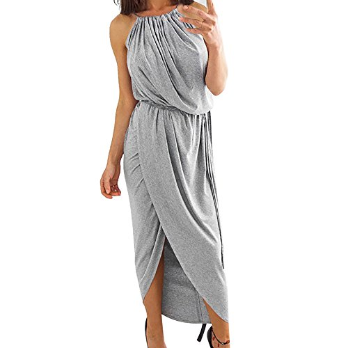 Used, Women's 2019 Off Shoulder Side Split Slim Evening Maxi for sale  Delivered anywhere in USA