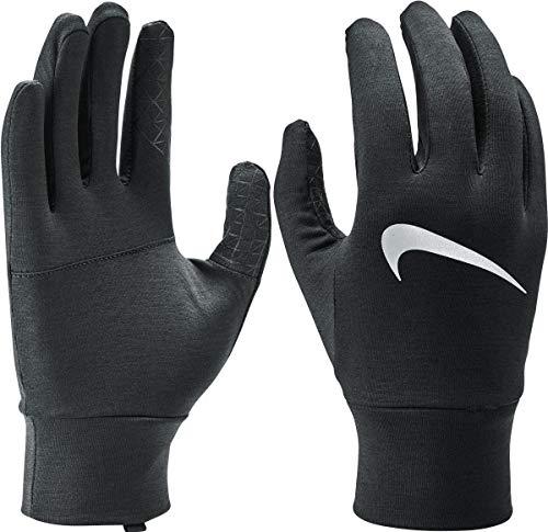 NIKE Women's Dry Element Running Gloves (Black, - Glove Running Nike Thermal