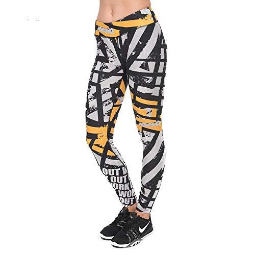 Impresión Yoga Alta Lannister Legging Fashion Asfalto Naranja Único Cintura Leggings Pantalones Negro Mujeres De Mujer Moda Diseño Fitness wHvx6CHq