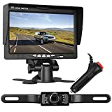 Best Backup Camera For Car SUVs - LeeKooLuu Rear View Backup Camera and TFT mirror Review
