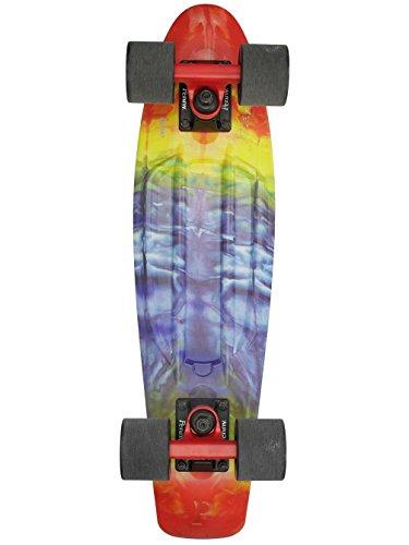 Penny Graphic Skateboard - Rainbow Bridge - Penny Rainbow Skateboard
