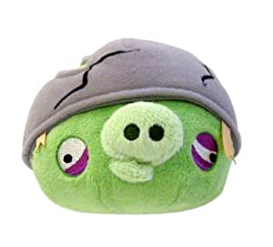 "Angry Birds 16"" Plush Helmet Pig With Sound"
