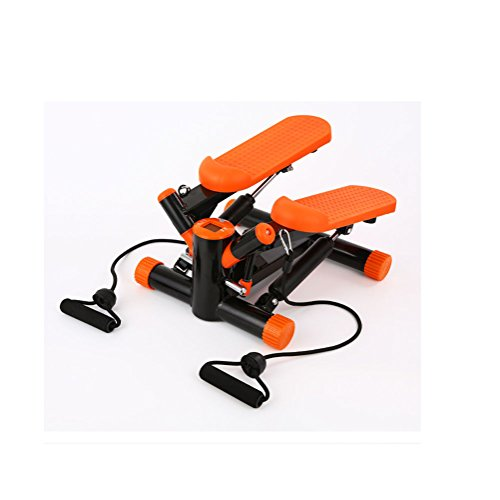 Mini Stepper Machine With Pull Rope Workout Training Fitness Stepper Exercise Training Fitness Stair Steps Pedal Fitness Yoga Lose Fat by YCLED