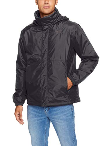 The North Face Men's Resolve Insulated Jacket TNF Black Medium