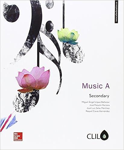 Descargar libros gratis en formato pdf. Music A Secondary. Clil ePub