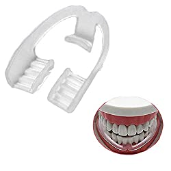 Teeth Grinding Socket Beauty Dental Mouth Guard Bruxism Stop Clenching Sleep