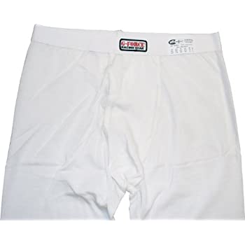 SFI 3.3 Medium Natural Nomex Soft Knit Simpson Underwear Bottom Each