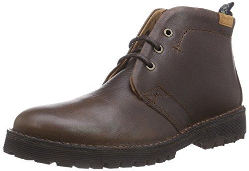 Wrangler Grinder Desert - botas desert de piel hombre marrón - Braun (30 Dk.Brown)
