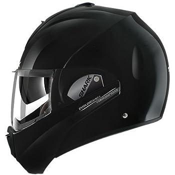 shark evoline series 3 helmet black large automotive. Black Bedroom Furniture Sets. Home Design Ideas