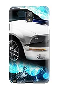 Galaxy Note 3 Case Bumper Tpu Skin Cover For Ford Mustang Gt Sports Car Freecomputerdesktop600 Accessories