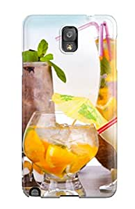 Alicia Russo Lilith's Shop New Arrival Case Cover With Design For Galaxy Note 3- Fruity Summer Cocktails 9040503K88945877