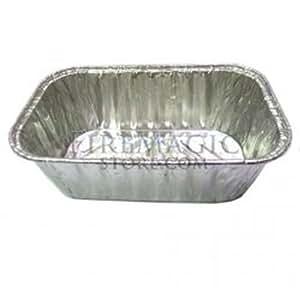 Papel de aluminio bandeja de goteo, Regal 1y Deluxe Countertop parrillas