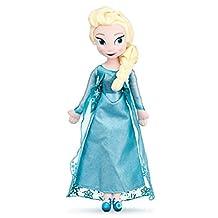"""Disney Frozen Princess Elsa 20"""" Plush Doll"""