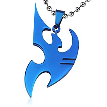 Ruimeng Titanium Steel Starcraft 2 Protoss Pendant Necklace Starcraft II Protoss Necklace, SC2 Cosplay Starcraft Protoss Jewelry R3MA19