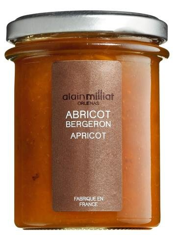 Alain Milliat Apricot Bergeron Jam (8.11 Oz)