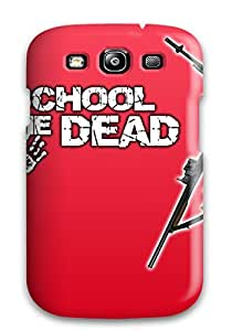 FAaxFfp4124hUWTe Snap On Case Cover Skin For Galaxy S3(highschool Of The Dead)