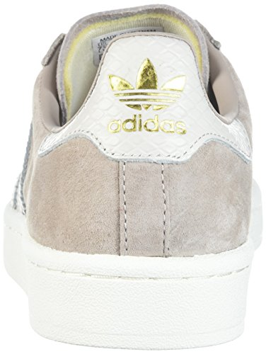 Pearl White Top Campus Greywhite Lace Vapour up Sneaker Womens Chalk Running adidas Low Grey aqw54vqWO