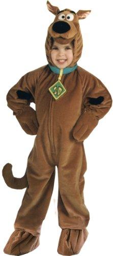 Scooby Doo Deluxe Plush - Deluxe Scooby-Doo Costume - Small