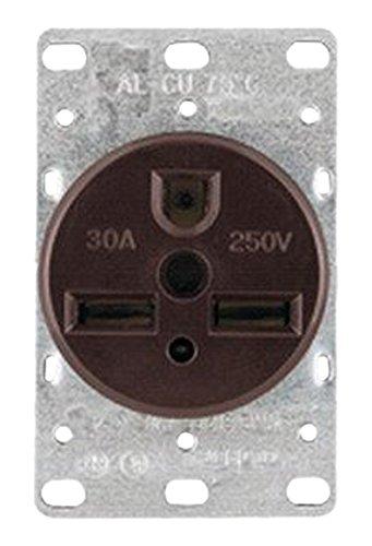 Eaton 5700N 30 Amp 250V 6-30R Power Receptacle