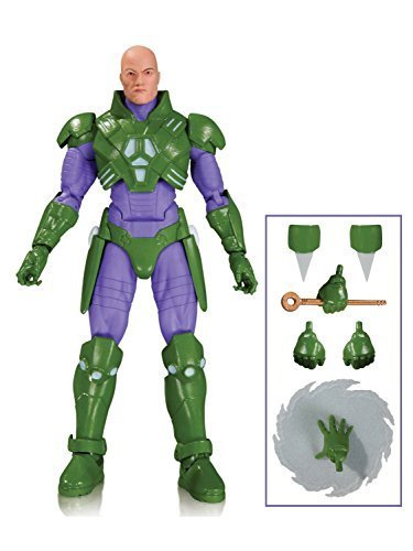 DC collectibles DC Comics Icons 6 inches action figure Rex Luther / DC COLLECTIBLES DC COMICS ICONS LEX LUTHOR [parallel import goods] Forever Evil