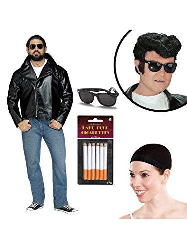 Greaser Men's Adult Costume Kit -