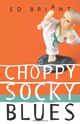 book cover of Choppy Socky Blues