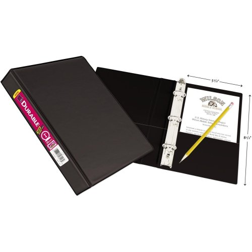 avery 1 inch binder spine template