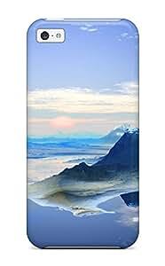 Panoramic Phone Case For Iphone 5c