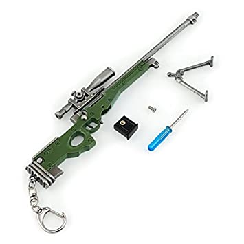 1 Spiele Pubg Mini Metall 19 8 Cm Awm Gun Gewehr Modell Action Figur