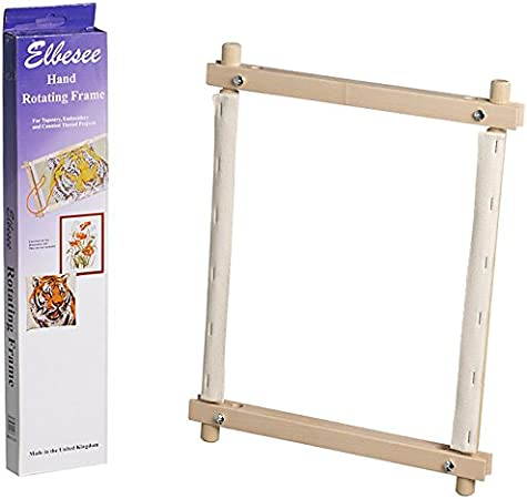 Elbesee Hand Rotating Frame 24 X 12 Made in Great Britain!