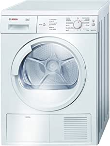 Bosch WTE86110EE Independiente Carga frontal 8kg Color blanco - Secadora (Independiente, Carga frontal, Color blanco, 1,45 m, 160°, 8 kg)