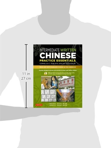 Intermediate Written Chinese Practice Essentials: Read and Write ...