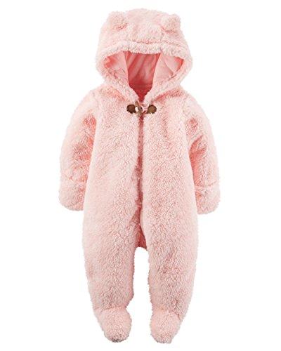 Carter's Baby Girls' Pram 127g254, Pink, 3 (Pink Baby Prams)