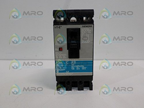 Siemens ED43B060 Circuit Breaker, Type ED4, 60 Amp, 3 Pole (Siemens Breaker Line)