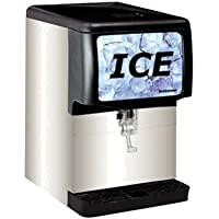 Scotsman ID150B-1 Ice Dispenser counter model 150 lb capacity