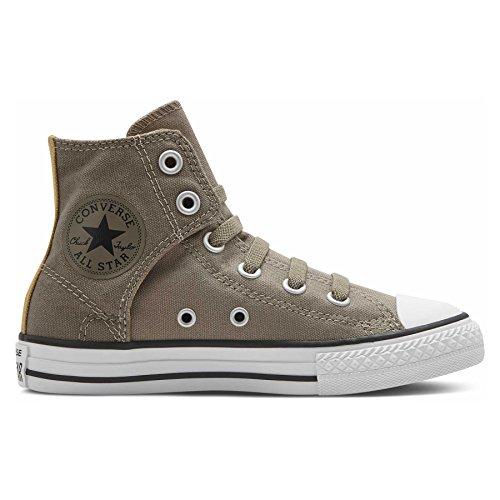 Converse, EASY HI Sandy/Khaki, 651734c, Dunkelgrau