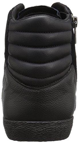 Geox Heren Msmart48 Fashion Sneaker Zwart
