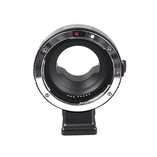 Commlite CM-EF-MFT Electronic Aperture Control Lens Mount Ad