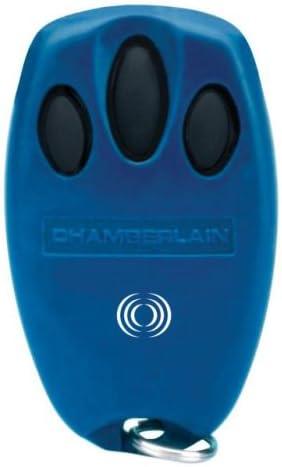 Chamberlain 956d Mini Multi Function 3 Button Remote Control Garage Door Remote Controls Amazon Com