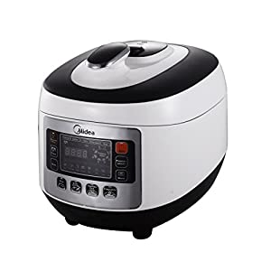 MIDEA 19-in-1 Super Intelligent 5L/5 : Highly recommended Pressure Cooker