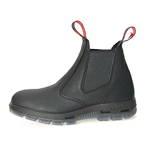 476b3ba6362a1 70%OFF Redback UBBK Easy Escape Slip-On Soft Toe Black Redback Boot Size
