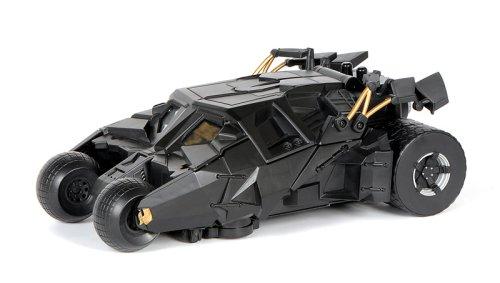 The Dark Knight Batman Stealth Launch Batmoblie Vehicle
