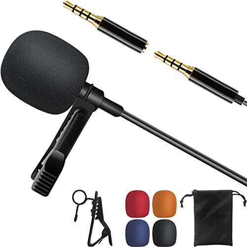 Awesome Lavalier Lapel Microphone