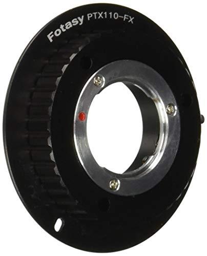 Fotasy Lens Mount Adapter - Pentax 110 P110 lens to Fujifilm X-Series Mirrorless Camera Adapter