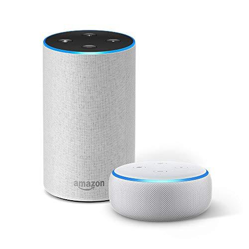 Echo (2nd Gen) + Echo Dot (3rd Gen)