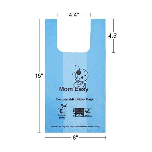 Buy diaper disposal bag unscented