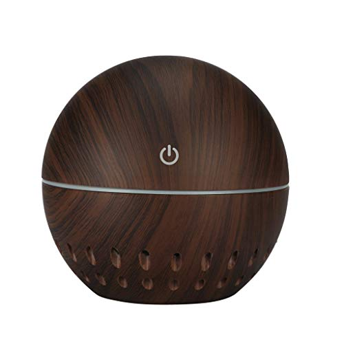 YAYUMI Essential Oil Aroma Diffuser,Colorful humidifier Air Diffuser LED Ultrasonic Aroma Aromatherapy Humidifier